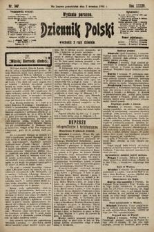 Dziennik Polski (wydanie poranne). 1901, nr347