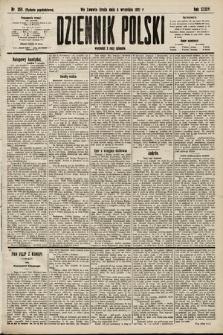 Dziennik Polski (wydanie popołudniowe). 1901, nr350