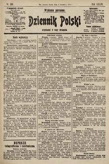 Dziennik Polski (wydanie poranne). 1901, nr351