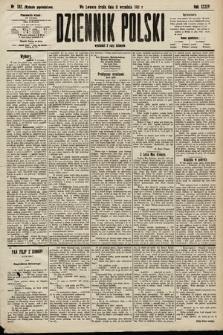 Dziennik Polski (wydanie popołudniowe). 1901, nr362