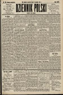 Dziennik Polski (wydanie popołudniowe). 1901, nr364