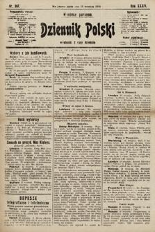 Dziennik Polski (wydanie poranne). 1901, nr367