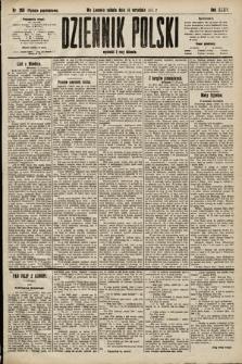 Dziennik Polski (wydanie popołudniowe). 1901, nr368