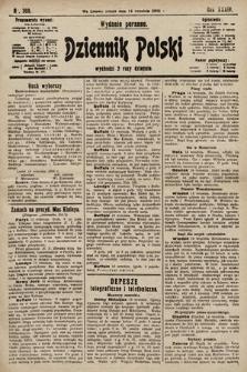 Dziennik Polski (wydanie poranne). 1901, nr369