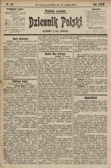 Dziennik Polski (wydanie poranne). 1901, nr371