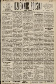 Dziennik Polski (wydanie popołudniowe). 1901, nr372