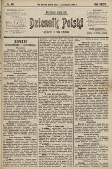 Dziennik Polski (wydanie poranne). 1901, nr397