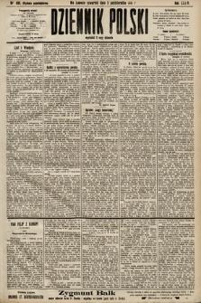 Dziennik Polski (wydanie popołudniowe). 1901, nr400
