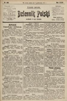 Dziennik Polski (wydanie poranne). 1901, nr405