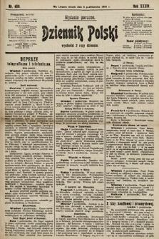 Dziennik Polski (wydanie poranne). 1901, nr409