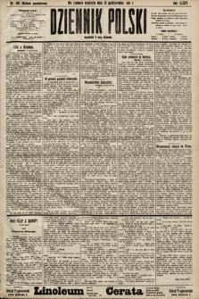 Dziennik Polski (wydanie popołudniowe). 1901, nr418