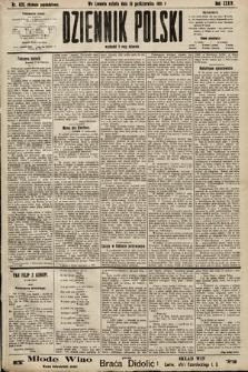 Dziennik Polski (wydanie popołudniowe). 1901, nr428