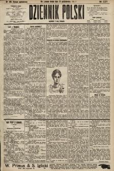 Dziennik Polski (wydanie popołudniowe). 1901, nr434