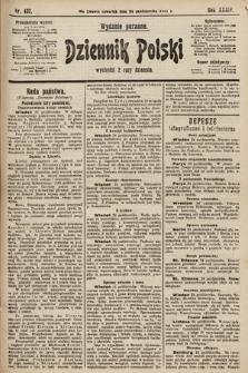 Dziennik Polski (wydanie poranne). 1901, nr437