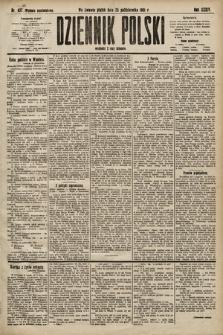 Dziennik Polski (wydanie popołudniowe). 1901, nr438