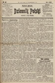 Dziennik Polski (wydanie poranne). 1901, nr447