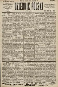 Dziennik Polski (wydanie popołudniowe). 1901, nr448