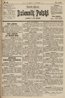 Dziennik Polski (wydanie poranne). 1901, nr451