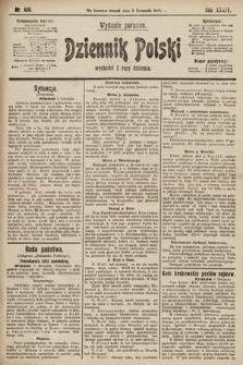 Dziennik Polski (wydanie poranne). 1901, nr456