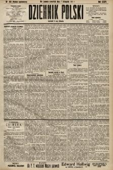 Dziennik Polski (wydanie popołudniowe). 1901, nr459