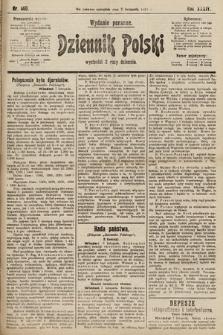 Dziennik Polski (wydanie poranne). 1901, nr460