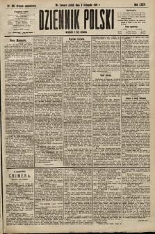 Dziennik Polski (wydanie popołudniowe). 1901, nr461