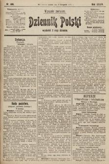 Dziennik Polski (wydanie poranne). 1901, nr464
