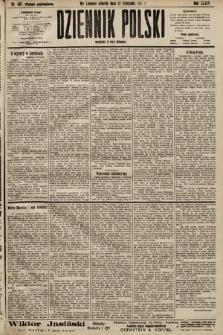 Dziennik Polski (wydanie popołudniowe). 1901, nr467