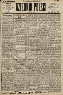 Dziennik Polski (wydanie popołudniowe). 1901, nr469