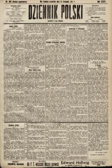 Dziennik Polski (wydanie popołudniowe). 1901, nr483
