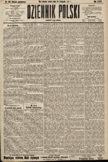 Dziennik Polski (wydanie popołudniowe). 1901, nr487