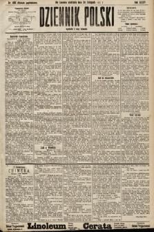 Dziennik Polski (wydanie popołudniowe). 1901, nr489