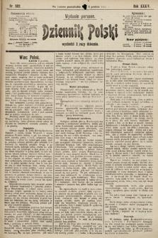 Dziennik Polski (wydanie poranne). 1901, nr502