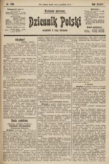 Dziennik Polski (wydanie poranne). 1901, nr506