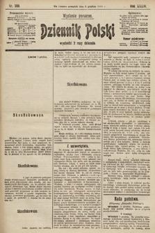 Dziennik Polski (wydanie poranne). 1901, nr508