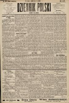 Dziennik Polski (wydanie popołudniowe). 1901, nr509