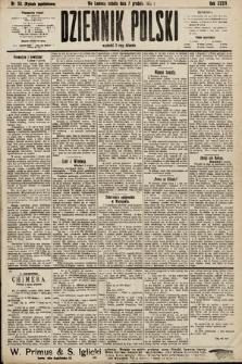 Dziennik Polski (wydanie popołudniowe). 1901, nr511