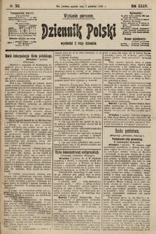 Dziennik Polski (wydanie poranne). 1901, nr512