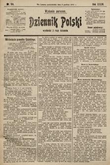 Dziennik Polski (wydanie poranne). 1901, nr514