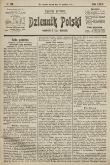 Dziennik Polski (wydanie poranne). 1901, nr516