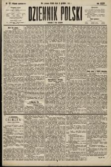 Dziennik Polski (wydanie popołudniowe). 1901, nr517