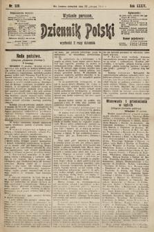 Dziennik Polski (wydanie poranne). 1901, nr520