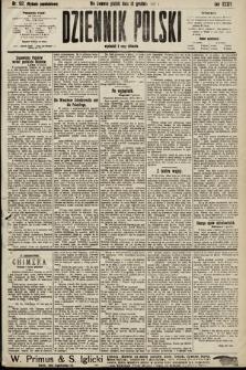 Dziennik Polski (wydanie popołudniowe). 1901, nr521