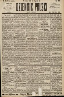 Dziennik Polski (wydanie popołudniowe). 1901, nr523