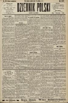 Dziennik Polski (wydanie popołudniowe). 1901, nr533
