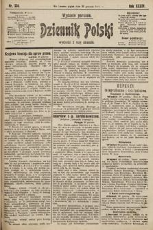 Dziennik Polski (wydanie poranne). 1901, nr534