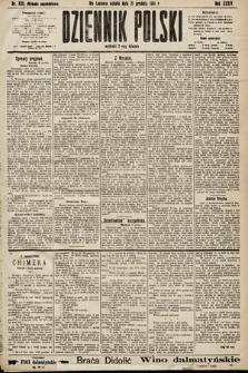 Dziennik Polski (wydanie popołudniowe). 1901, nr535