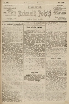 Dziennik Polski (wydanie poranne). 1901, nr536