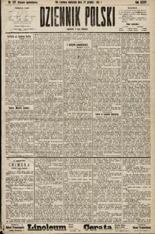 Dziennik Polski (wydanie popołudniowe). 1901, nr537