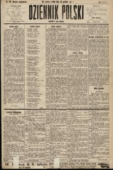Dziennik Polski (wydanie popołudniowe). 1901, nr541